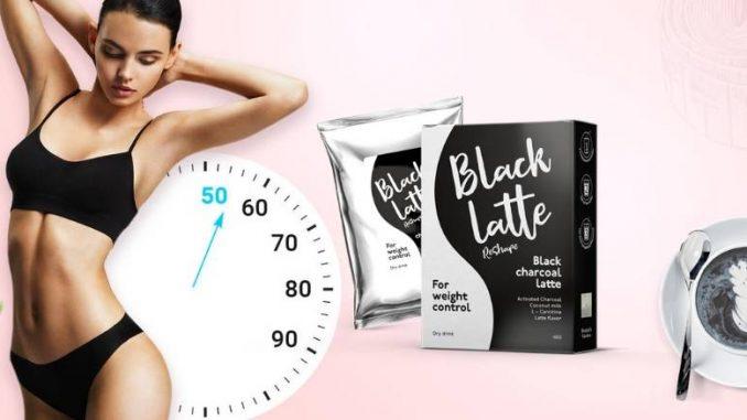 black latte para que sirve