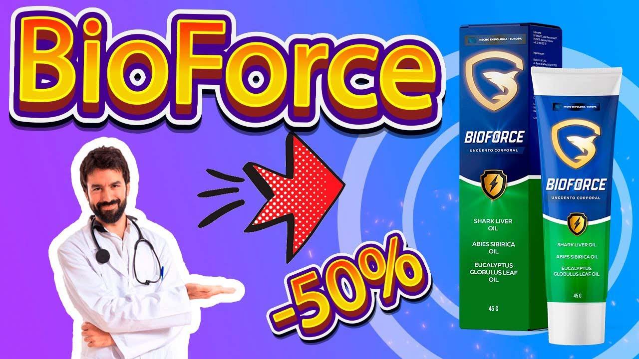 bioforce donde comprar
