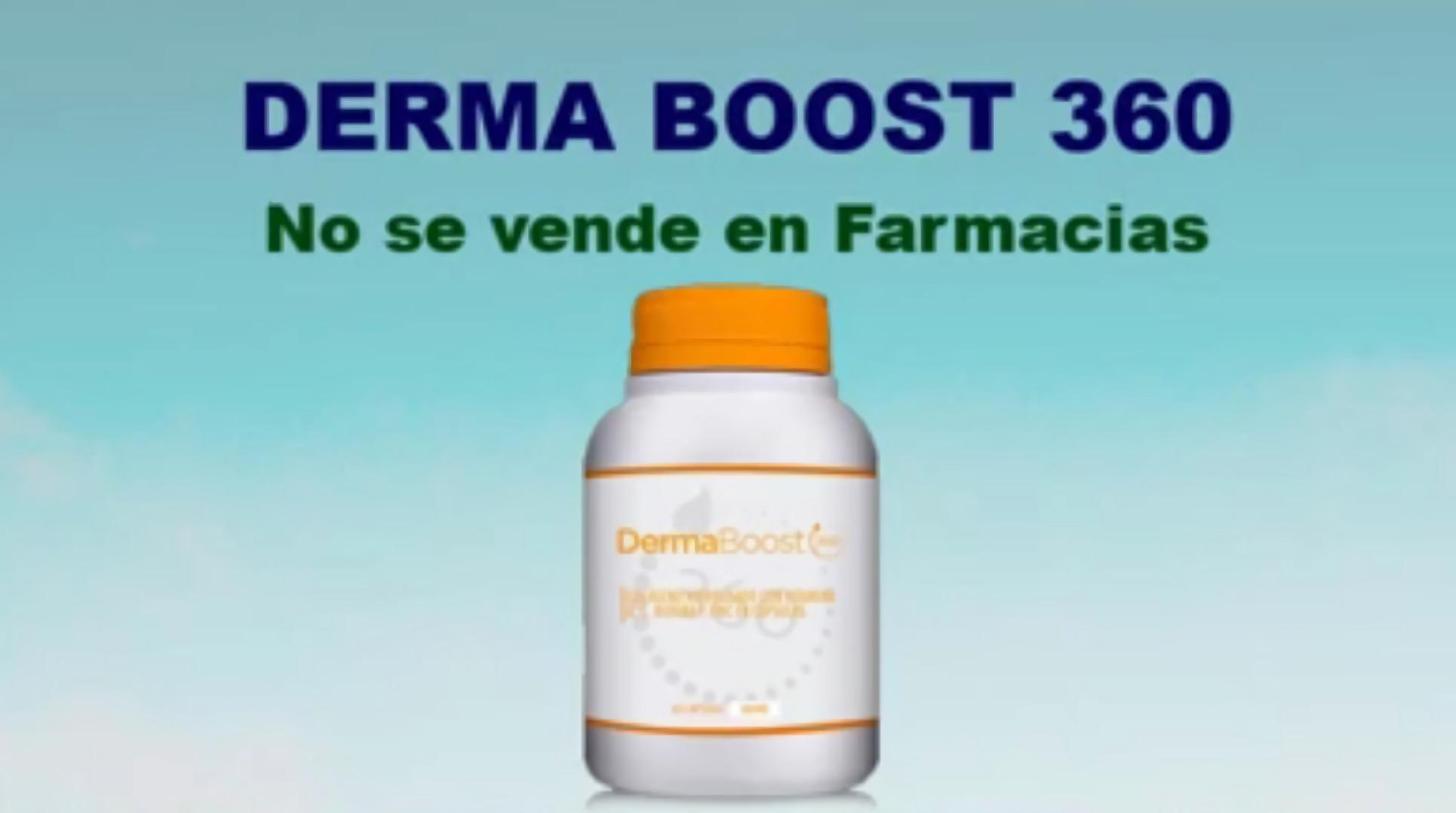 derma-boost 360 donde comprar