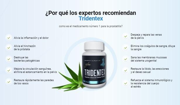 tridentex beneficios