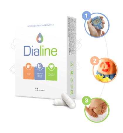 dialine beneficios