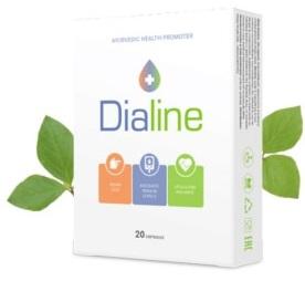 dialine pastillas para la diabetes
