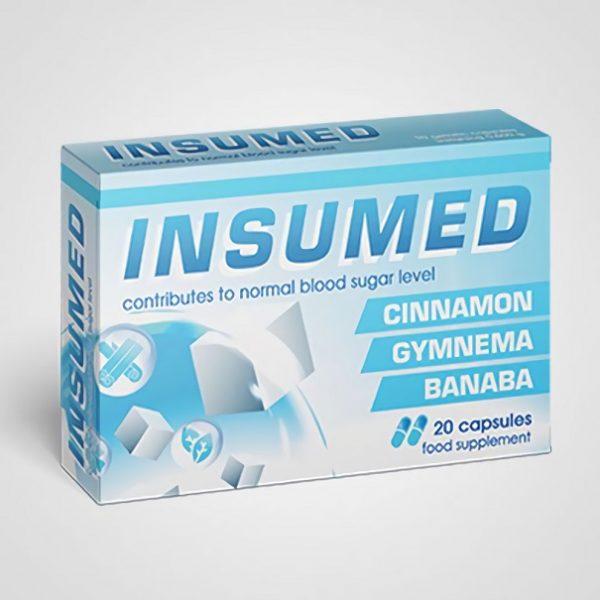 Insumed pastillas en Mexico para la diabetes: para que sirve, que contiene, contraindicaciones, farmacias